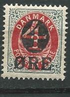 Danemark / Yvert N° 41 * - Ad 32307 - Nuovi
