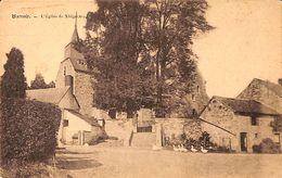 Hamoir - L'Eglise De Xhygnesse (animée, Oies, Desaix) - Hamoir
