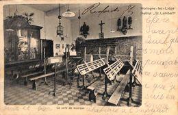 Hollogne Lez Liège - Institut St Lambert - La Salle Du Musique (précurseur) - Grâce-Hollogne