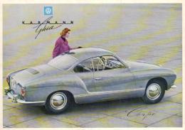 VW-Werbe  Karte  ( Ka987 ) Siehe Scan ! - Non Classificati
