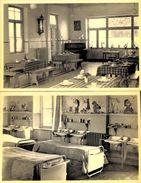 Geer - Lot 2 Cartes - Institut Ste-Marie (photo Albert Gilon, Woluwe St Pierre) - Geer