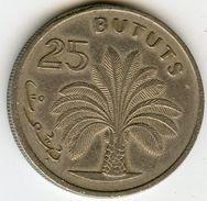 Gambie Gambia 25 Bututs 1971 KM 11 - Gambia