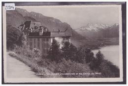 DISTRICT DE VEVEY - VALMONT ET VILLENEUVE - TB - VD Vaud
