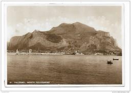 PALERMO - MONTE PELLEGRINO - NV FG - Palermo