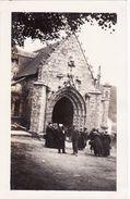 Photo 1919 PLONEVEZ-DU-FAOU - L'église De Saint-Herbot (A182, Ww1, Wk 1) - Plonevez-du-Faou