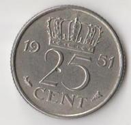 Lot De 7 Pièces De Monnaie Pays Bas 1951 - 1992 Juliana - Béatrix - Paises Bajos