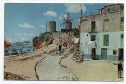 Espagne--Mallorca--PALMA -- Molinos Del Jonquet (animée)  ...............à Saisir - Palma De Mallorca