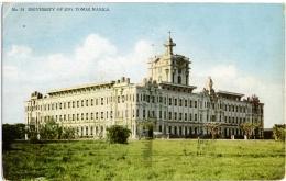 PILIPINAS  PHILIPPINES  FILIPPINE  MANILA   University Of Sto. Tomas - Filippine