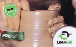 Lebanon, LB-LBC-REF-0005A, Premiere - Pottery, 2 Scans. - Lebanon