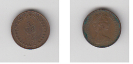 1-2 NEW PENNY 1971 - NON NETTOYE - 1971-… : Monnaies Décimales