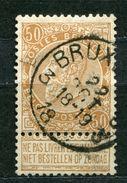 Belgien Nr.57        O  Used       (659) - 1893-1900 Schmaler Bart