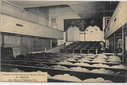CPA Cinéma Salle Vue Intèrieure A. ROTA Non Circulé - Kino & Film