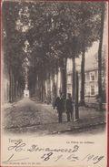 Ternat Ternath La Dreve Du Chateau Kasteel Kasteeldreef 1909 Geanimeerd - Ternat