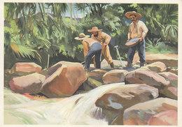 Sanella Sammelwerk Mittel- Und Südamerika Bild 20 Diamantensucher Diamond Hunters 1952 - Non Classés