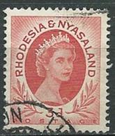 Rhodésie - Nyassaland  - Yvert N° 4 Oblitéré    - Ad 32408 - Nyasaland (1907-1953)
