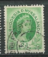 Rhodésie - Nyassaland  - Yvert N° 3 Oblitéré    - Ad 32409 - Nyasaland (1907-1953)