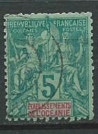 Océanie      --  Yvert N°  4  Oblitéré    - Ad 32442 - Océanie (Établissement De L') (1892-1958)