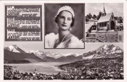 Kussnacht S/le Righi : Chapelle Commémorative De S.M. La Reine Astrid Des Belges - 1937 - Histoire