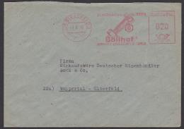 Bielefeld AFS 1948 Böllhoff Schrauben  Muttern Abb. Hammer Schägel Metallschraube - Zona Anglo-Americana