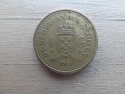 Antilles  Neerlandaises  1  Gulden  1994   Km 37 - Antilles Neérlandaises