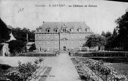 BEYNAT  / LE CHATEAU DE SABEAU / A 65 - Francia
