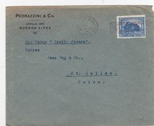 Brief In Die Schweiz (br1639) - Argentinien