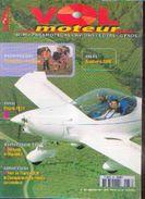 «VOL Moteur » Revue N° 185- 09/2001 - Vluchtmagazines