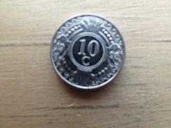 Antilles  Neerlandaises    10  Cents  1998  Km 37 - Antilles Neérlandaises