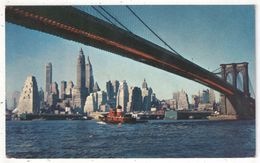 Brooklyn Bridge, New York City - Ponts & Tunnels