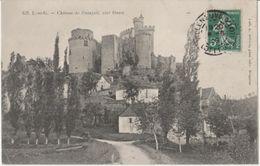 Château De Bonaguil, Côté Ouest - Autres Communes