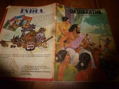 1956 ?  DASHARATHA  The Story Of Rama's Father  ,  India Book House Magazine Company BOMBAY - Cómics Británicos