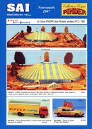 Catalogue SAI 2007 (Cirque Pinder Et Nouveautés) - Books And Magazines