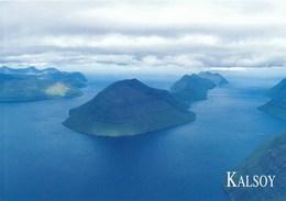 Danemark - Iles Féroé : KALSOY (CPM) - Faroe Islands