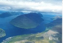 Danemark - Iles Féroé : KUNOY (CPM) - Faroe Islands
