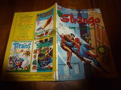 1976  STRANGE  Le Journal De SPIDER MAN - Strange