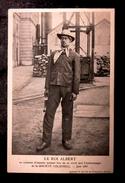 ROI ALBERT - 1897 - CHARBONNAGE - COCKERILL - OUVRIER MINEUR - Belgique