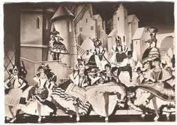 Cabaret Moulin Rouge - Carte Photo Originale - Sans éditeur - Dos Blanc - Animation - French Cancan - Cabaret