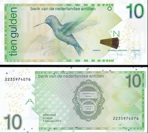 NETHERLANDS ANTILLES 1 GULDEN 1970 P 20 UNC - Antilles Néerlandaises (...-1986)