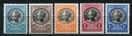 Luxemburg Nr.192/6       *  Unused       (358) - Nuovi