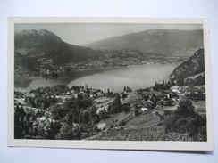 Talloires - Lac D`Annecy - Talloires