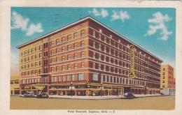 Michigan Saginaw Hotel Bancroft Dexter Press