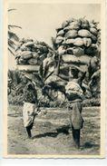 PORTEUSES DE NOIX DE COCO - - Dahomey
