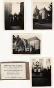 Zittaart Meerhout Zending (missie) 1949  4 Foto's - Meerhout