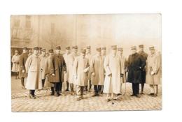 CPA Militaria  Marechal Pétain Groupe Officiers - Weltkrieg 1939-45