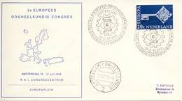 Trompet Envelop Nr. S10 (1968) - Periode 1949-1980 (Juliana)