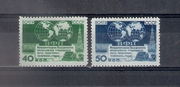 Russia 1950, Michel Nr 1459-60, MNH OG - 1923-1991 USSR