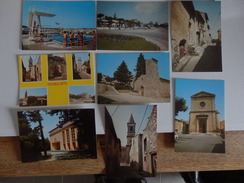 (29)   Lot De 8  Cartes  De PIERRELATTE - 1970/80 - Autres Communes