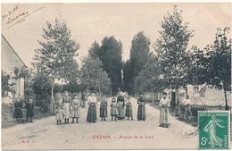ONZAIN - Avenue De La Gare - France