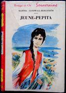 Martha Sandwall-Bergström - Jeune-Pépita - Bibliothèque Rouge Et Or Souveraine N° 612 - ( 1961 ) . - Bibliothèque Rouge Et Or