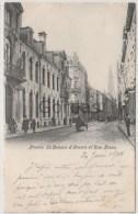Belgium - Anvers - La Banque D'Anvers Et Rue Neuve - Antwerpen